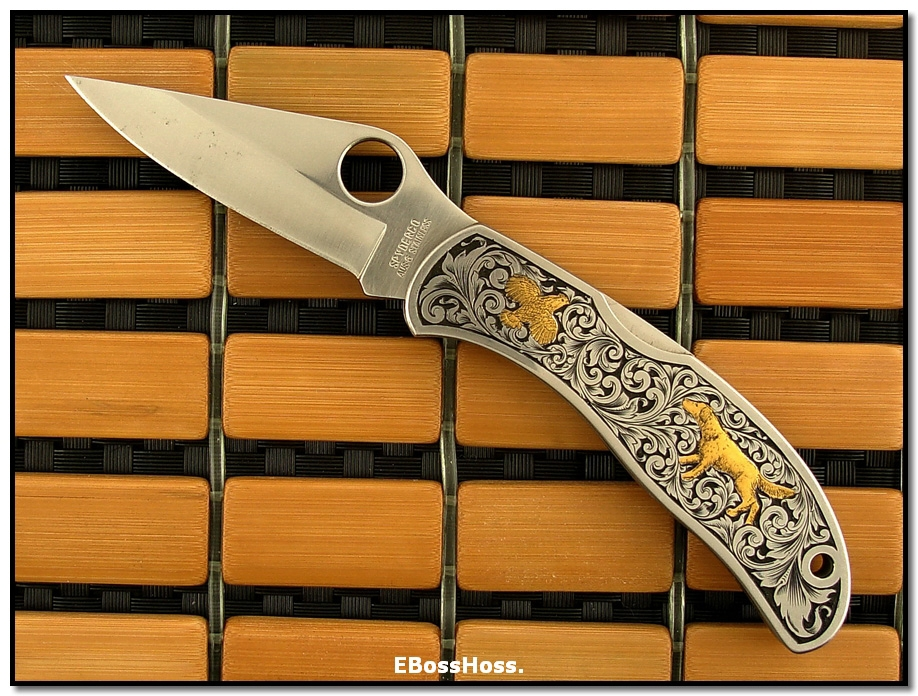 World's most expensive Spyderco...70% Off!