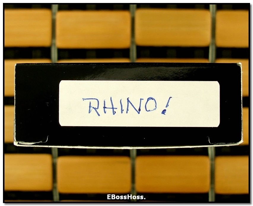 Ernie Emerson Checkered Bolstered Rhino