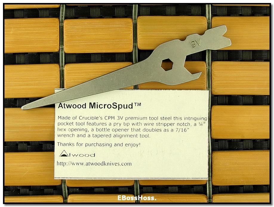 Peter Atwood MicroSpud