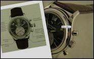 Patek Phillipe  5960P Platinum Chronograph Annual Calendar