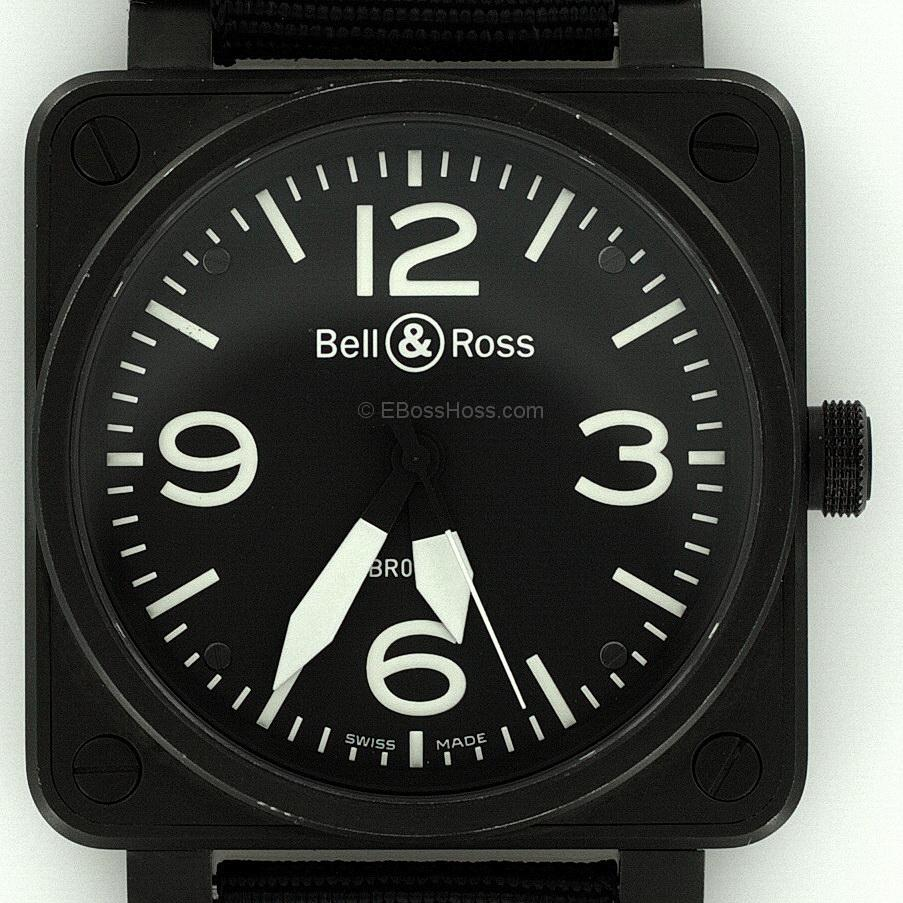 Bell and Ross BR01-92 Automatic