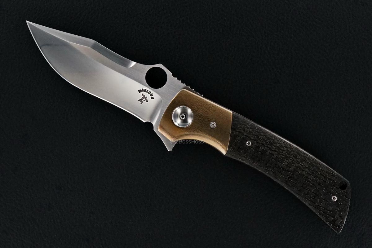 Charles Marlowe Custom Deluxe Hybrid Flipper
