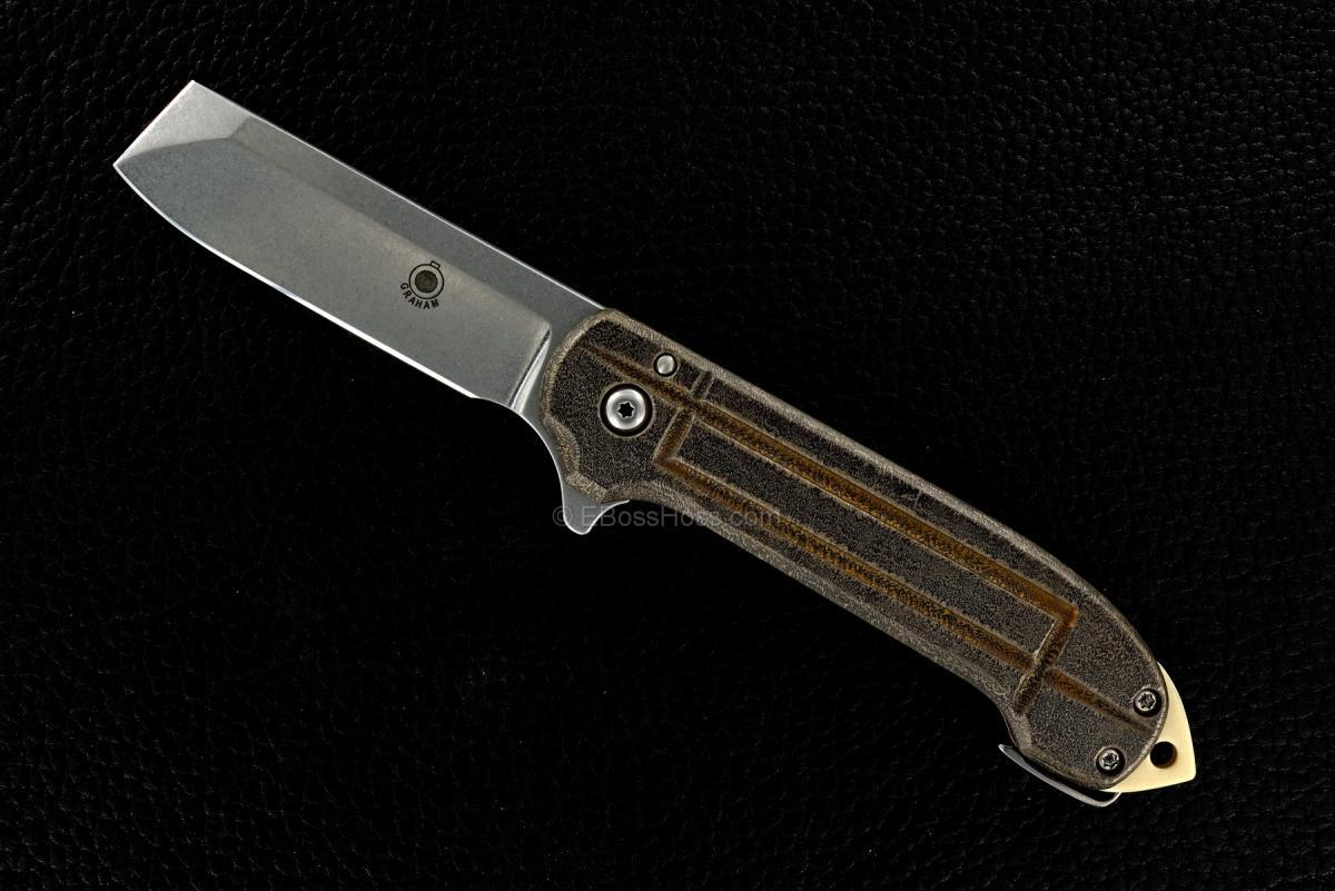 Jon Graham Custom Razel GT Framelock Flipper