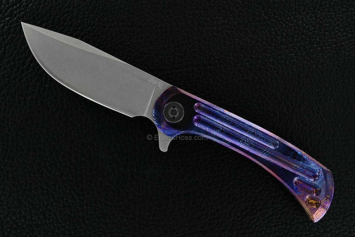 Gudy van Poppel (POPL-Custom) Deluxe Bullet Flipper