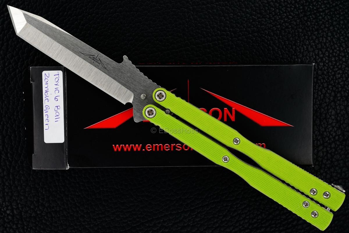 Ernie Emerson Custom Toxic 6 Bali