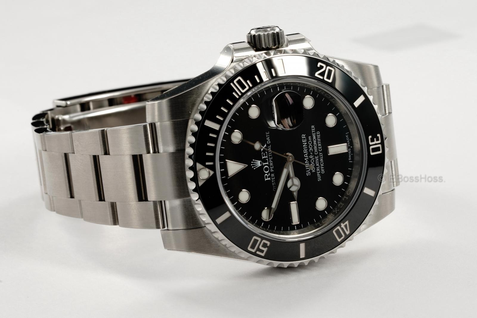 Rolex Submariner Date 116610LN - New with Tags