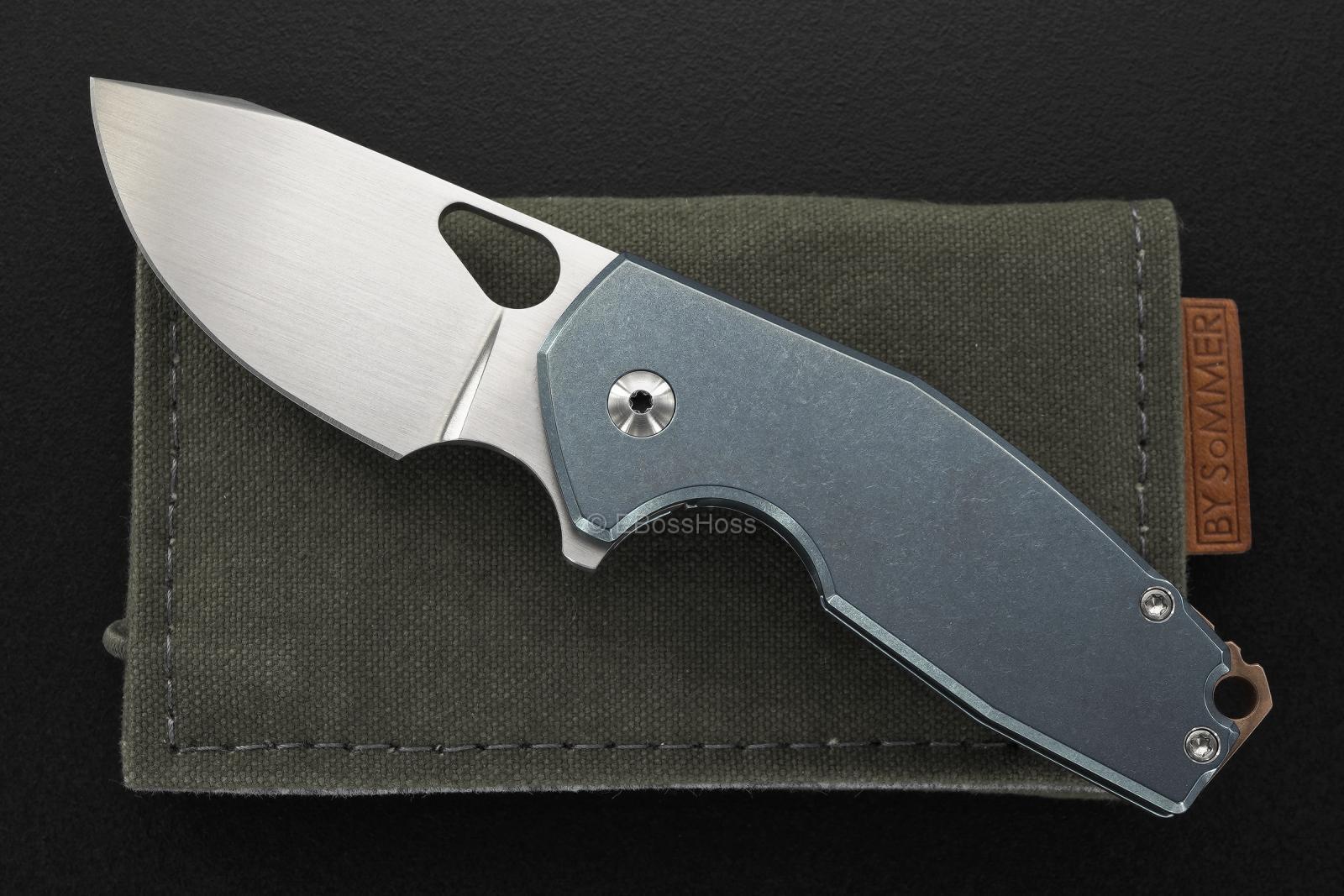 VoxKnives Custom F9 Flipper