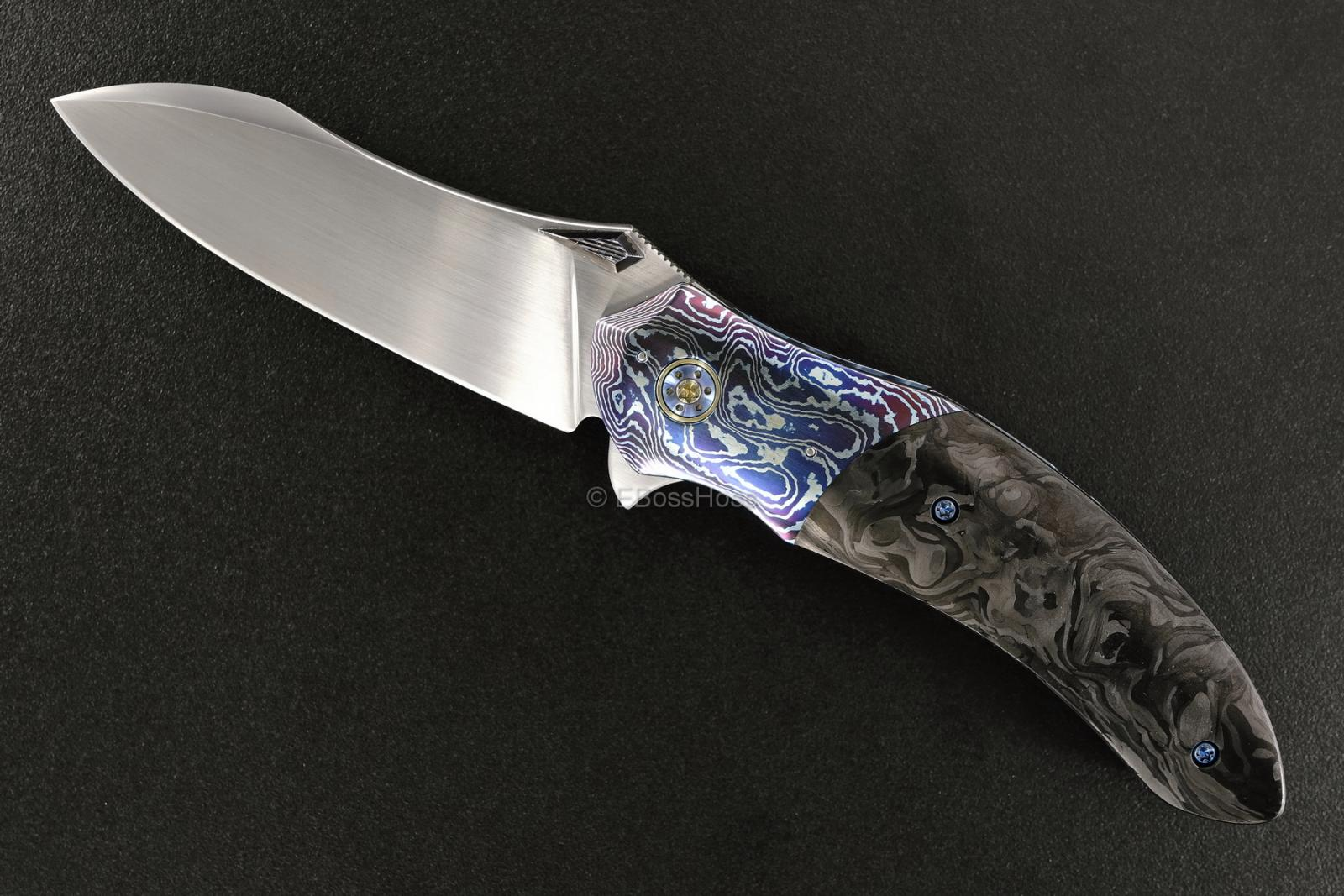 Peter Martin Deluxe Custom QSB Fatty Flipper