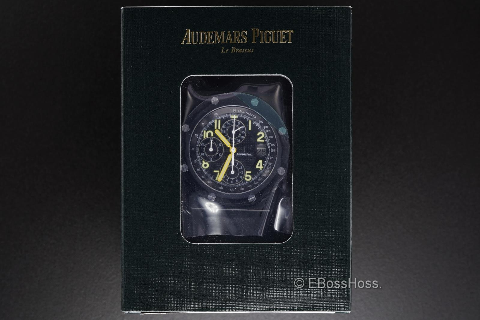 Audemars Piguet End Of Days Royal Oak Offshore Limited Edition - AP Warranty