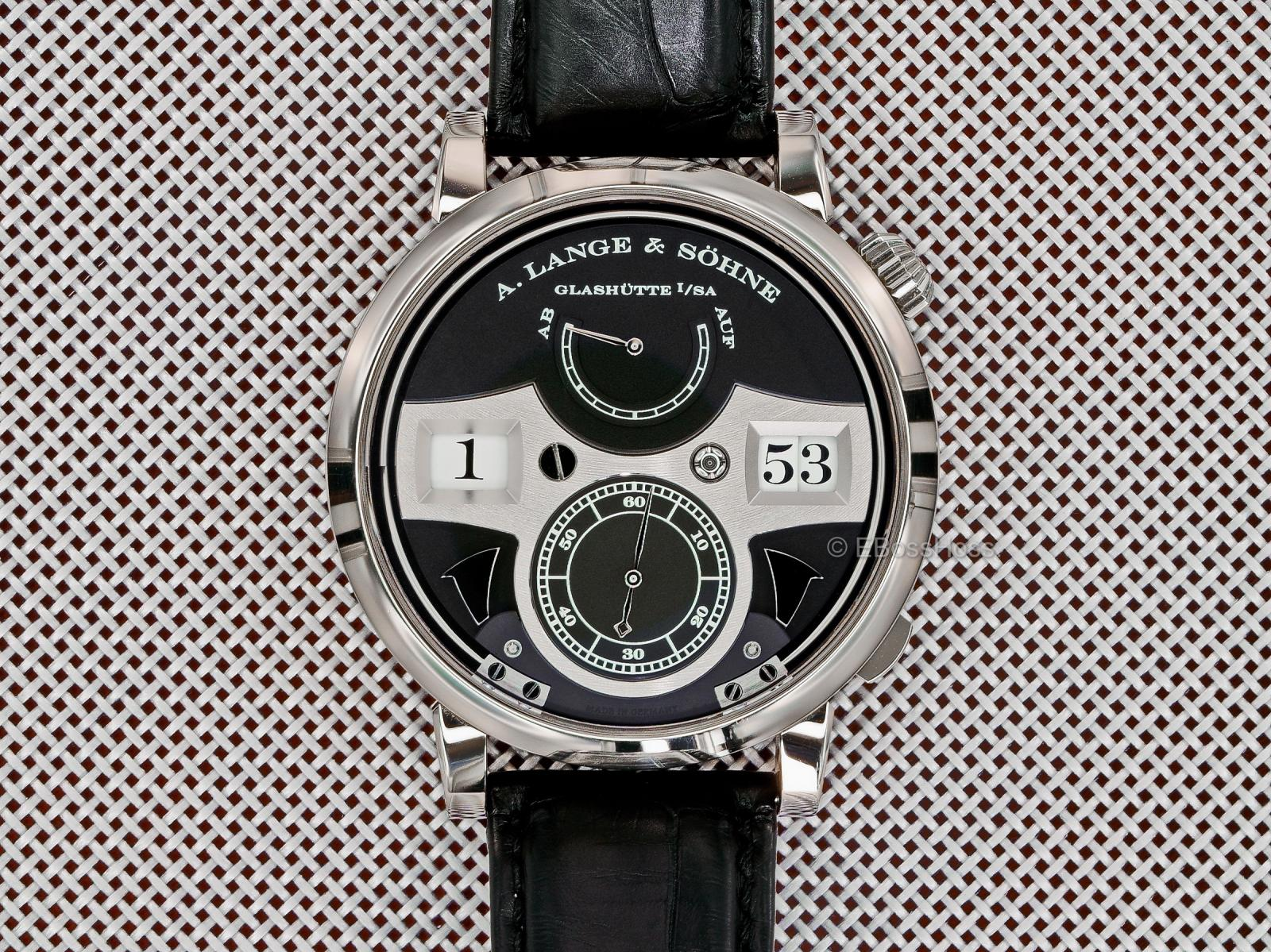 A. Lange & Söhne Zeitwerk Striking Time 145.029