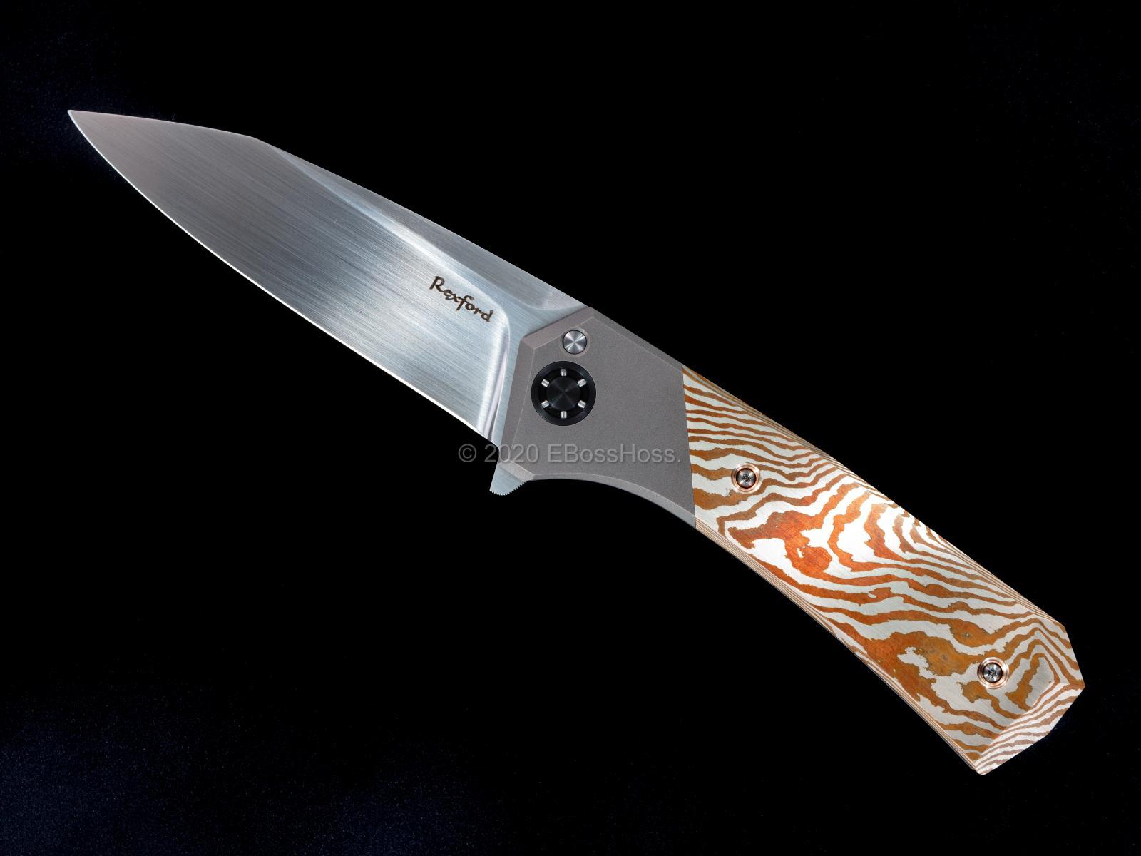 Todd Rexford Custom Deluxe Cesium XL Flipper