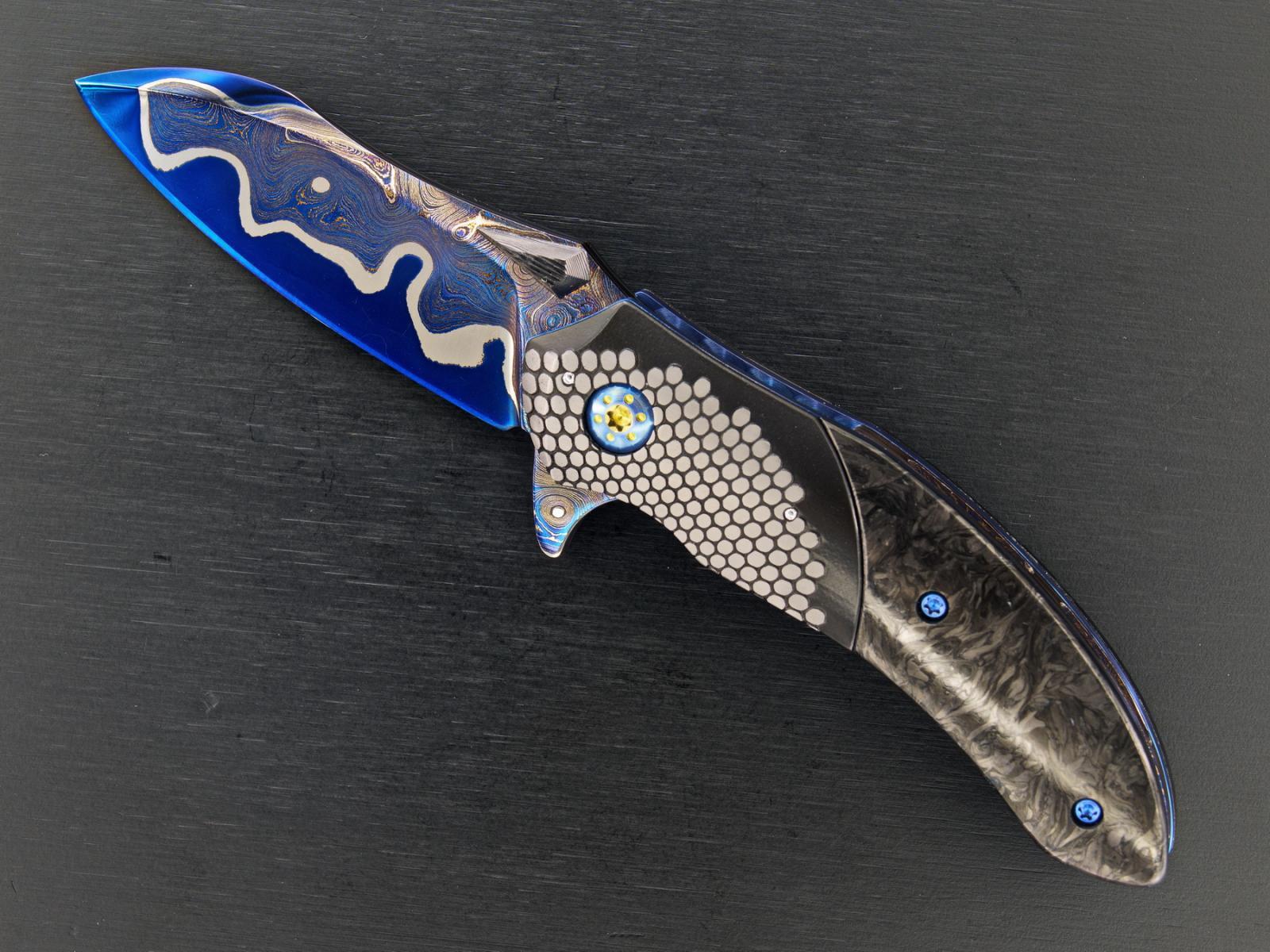 Peter Martin Custom Deluxe California QSB Flipper