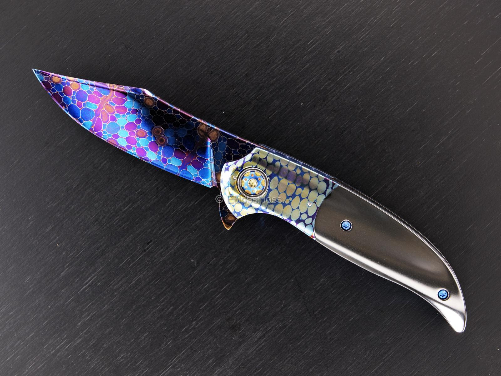 Peter Martin Custom Very Deluxe Griz Mini Flipper